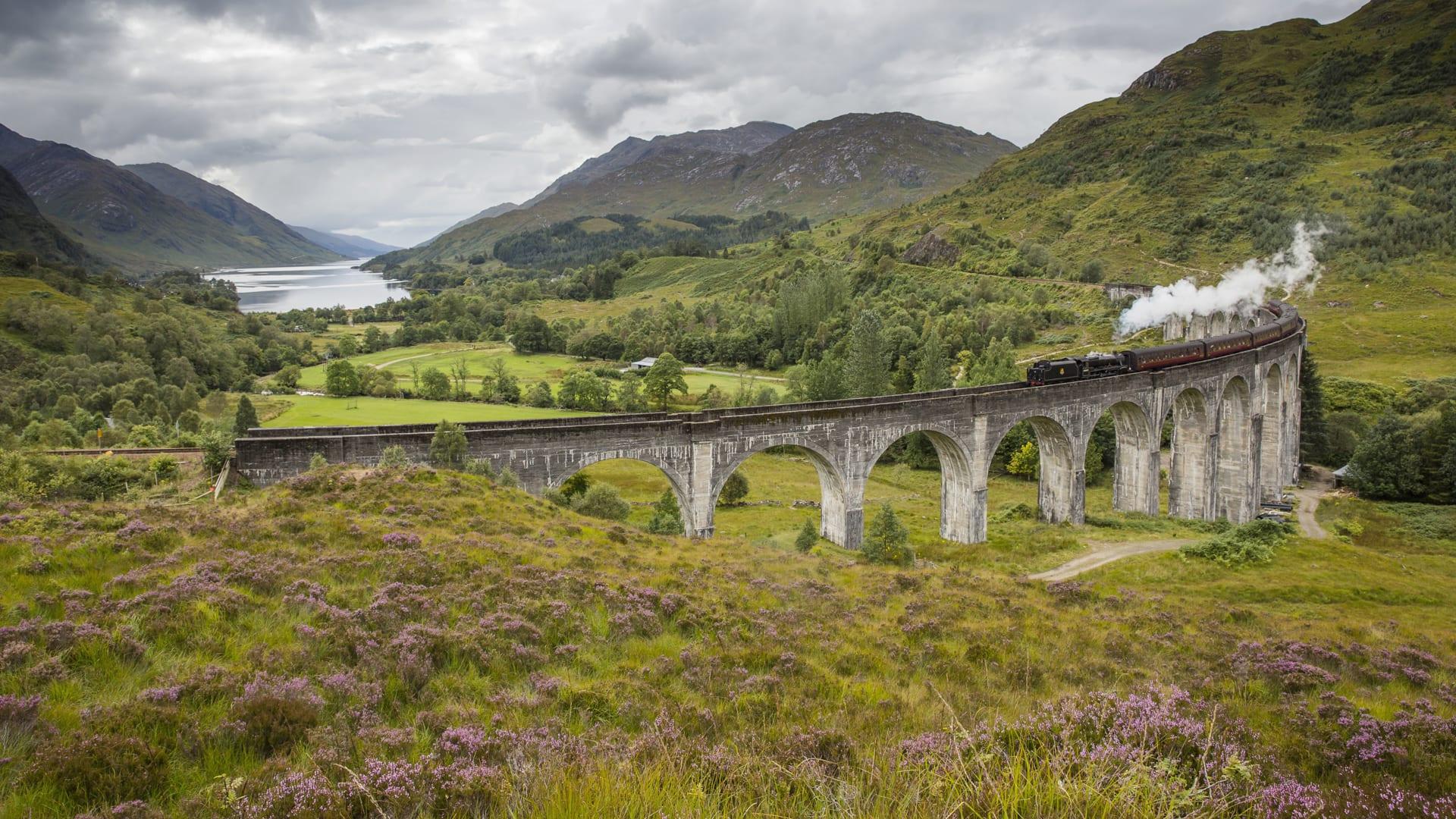 Druhý zájezd do Skotska   18. – 22.6.2020