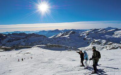 Informace o lyžařském kurzu   Mölltalský ledovec   Rakousko